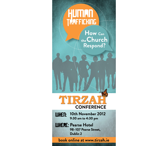 Tirzah Conference Advert